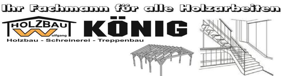 Holzbau König Albertshofen
